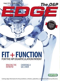 Fit + Function for the Hip Disarticulation Patient