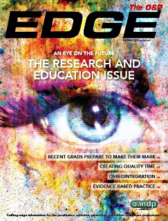 An Eye On the Future: the Research and Education Issue